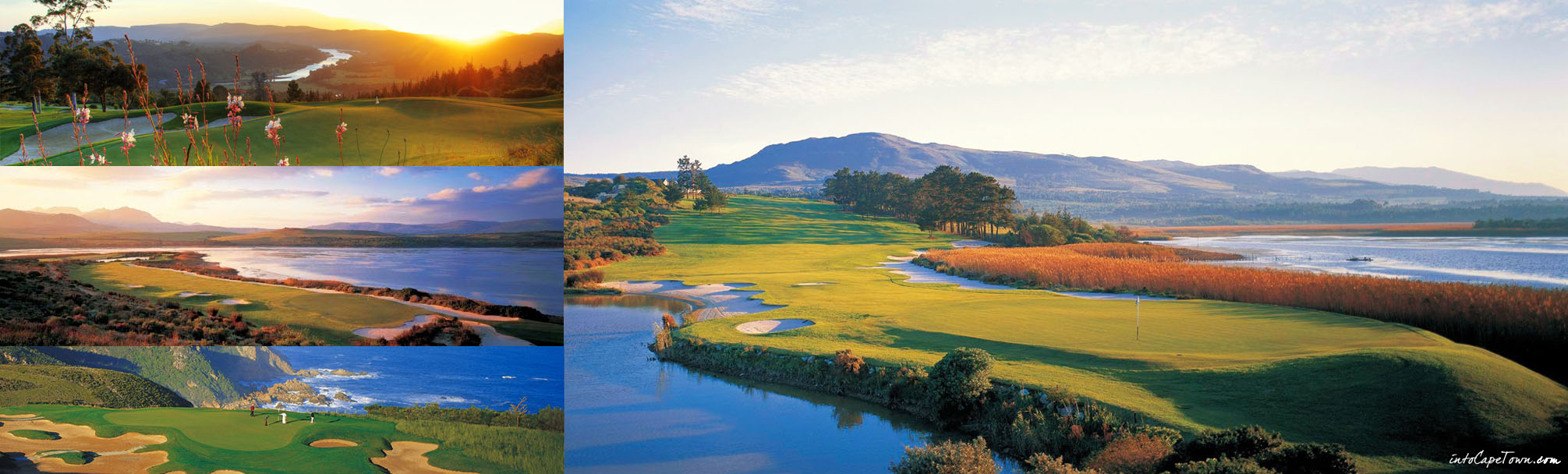 Cape Town Golf at Arabella in the Garden Route on IntoCapeTown.c