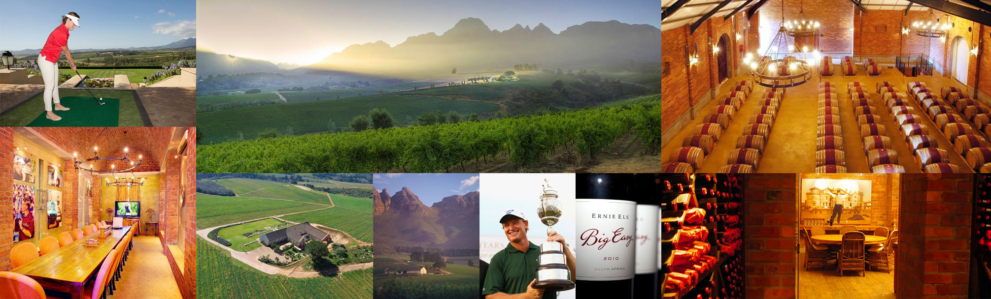 Ernie Els Wine on IntoCapeTown.com