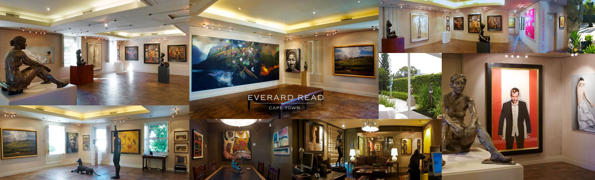 Everard Read Art Gallery on IntoCapeTown.com